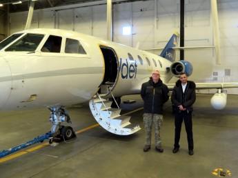 09.04.2018: Missione Scientifica Chione a Kangerlussuaq
