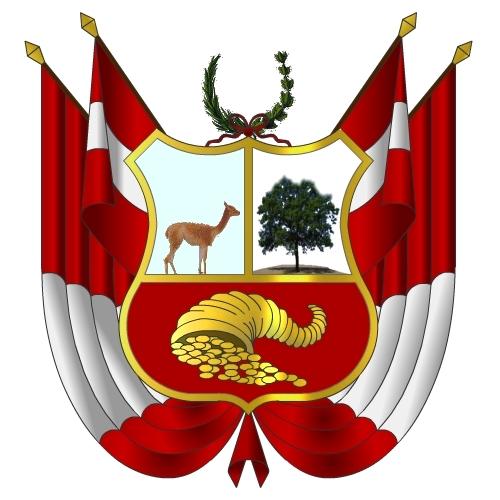 Escudo nacional del Peru
